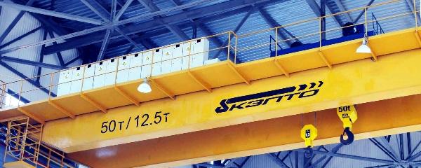 мостовой кран