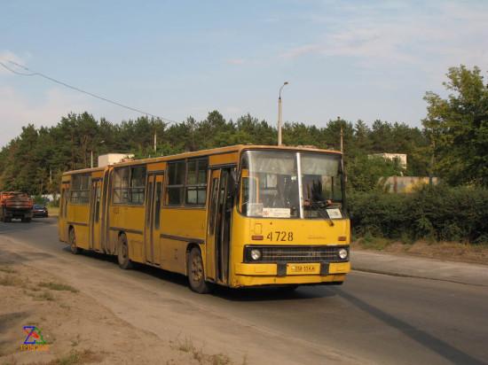 Автобус «Икарус-280»
