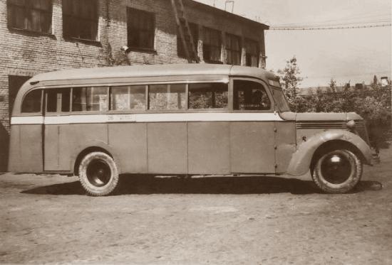 Автобус ЗИС-16