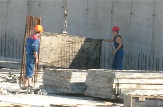 Строительство продолжается...