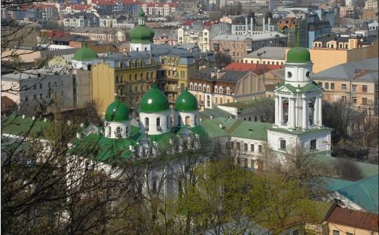 Фознесенский (Флоровский) монастырь