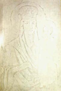 Нерукотворное изображение на стекле