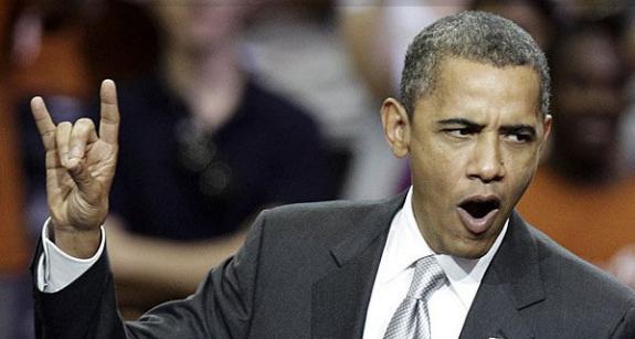 Президент США Обама