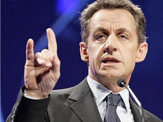 Экс-президент Франции Саркози