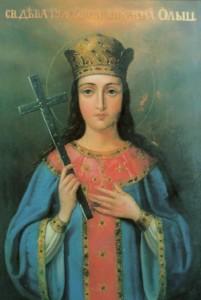 Святая праведная дева Иулиания Ольшанская