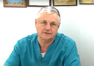 Доктор П.В. Хрусталев