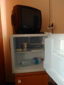холодильник в номере