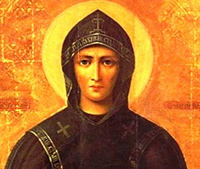 Святая благоверная княжна Анна Кашинская