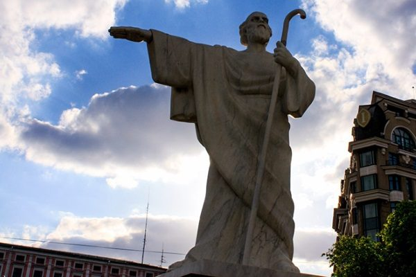 Памятник Апостолу Андрею