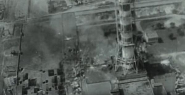 арария на Чернобыльской АЭС