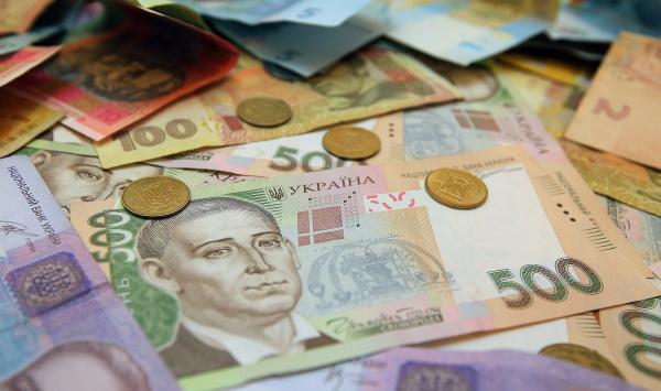 гривни Украины