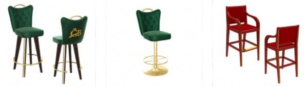 стулья для игроков